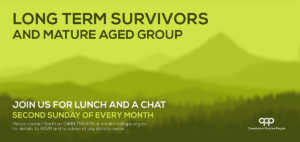 Long Term Survivors and Mature Aged Group @ QPP